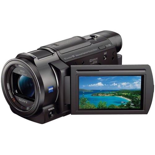 Sony FDR-AX33 4K Handycam