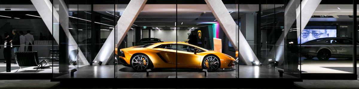 Lamborghini Auckland