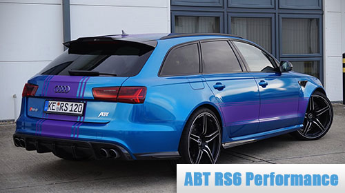 ABT RS6 Performance