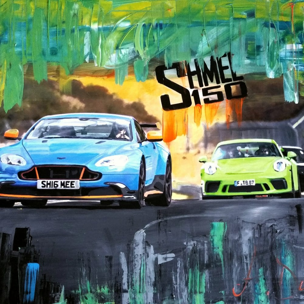 Automotive Painting by Alexandru Cristian Dusca (2)