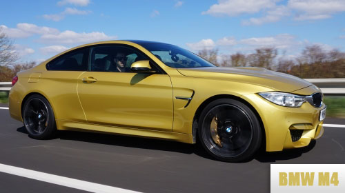 BMW M4 Loan Term Loan