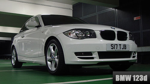 BMW 123d SE Coupe