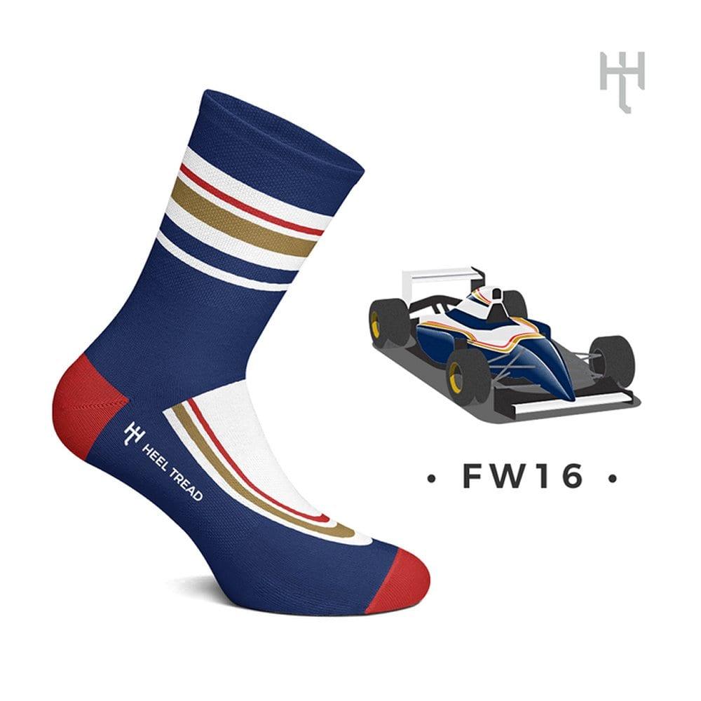 Heel Tread FW16