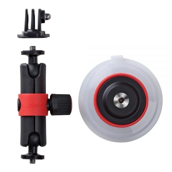 Joby Suction Cup and Locking Arm for Camera (3)