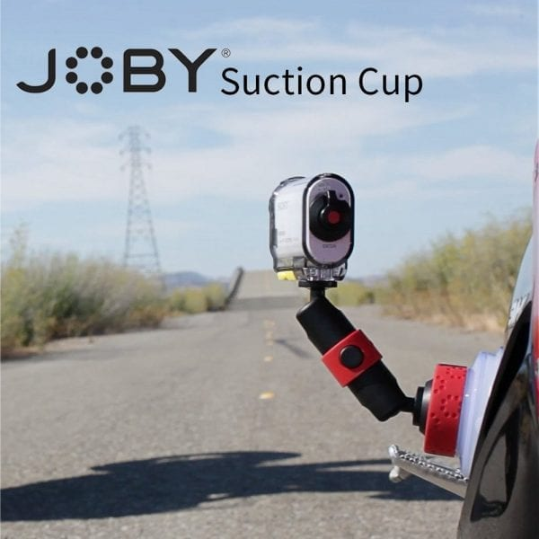 Joby Suction Cup and Locking Arm for Camera (5)