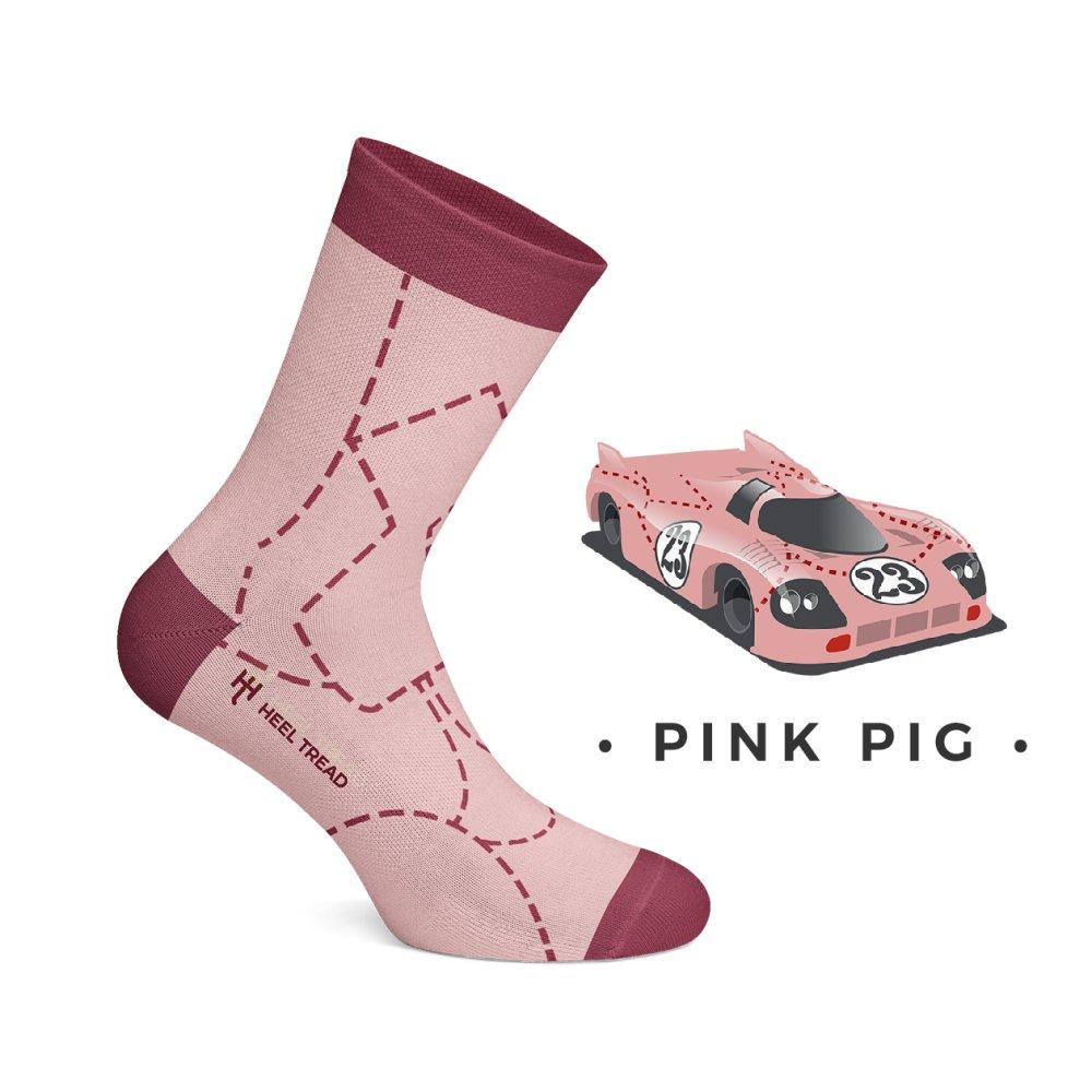 Pink Pig 01
