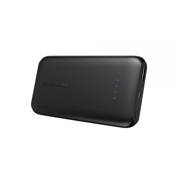 RAVPower 10000mAh Portable Charger with Quick Charge 3.0 (1)