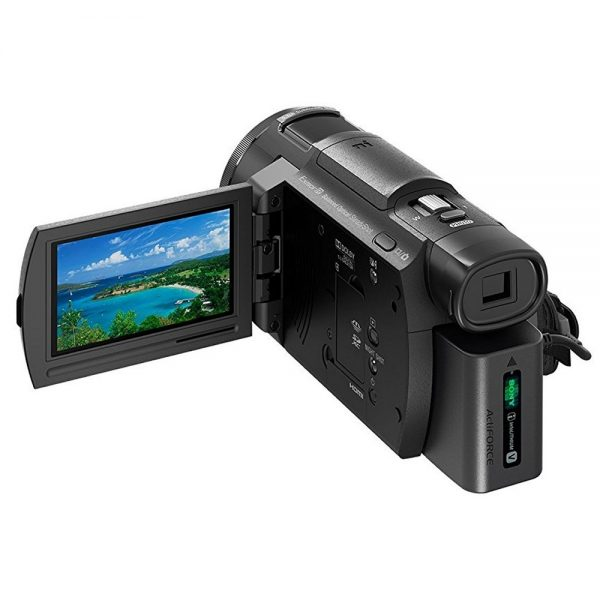 Sony FDR-AX33 Ultra HD 4K Compact Camcorder (2)