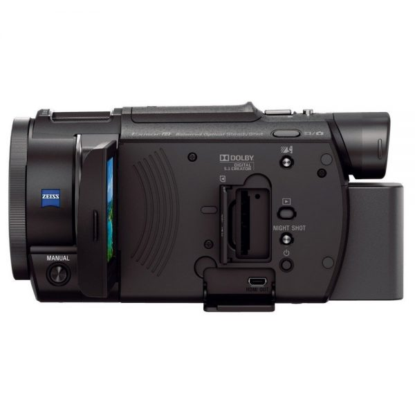 Sony FDR-AX33 Ultra HD 4K Compact Camcorder (4)