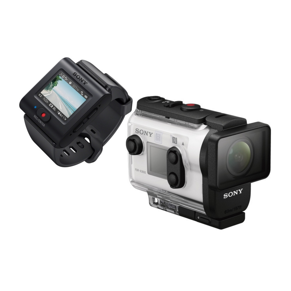 Sony FDR-X3000 Action Camera (4)