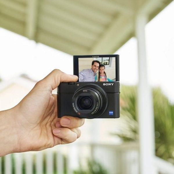 Sony RX100 Mark V Digital Compact 4K Camera (5)