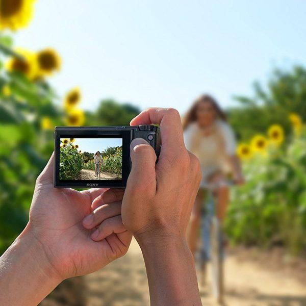 Sony RX100 Mark V Digital Compact 4K Camera (6)