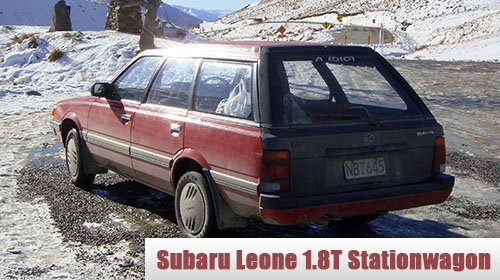 Subaru Leone 1.8T Stationwagon