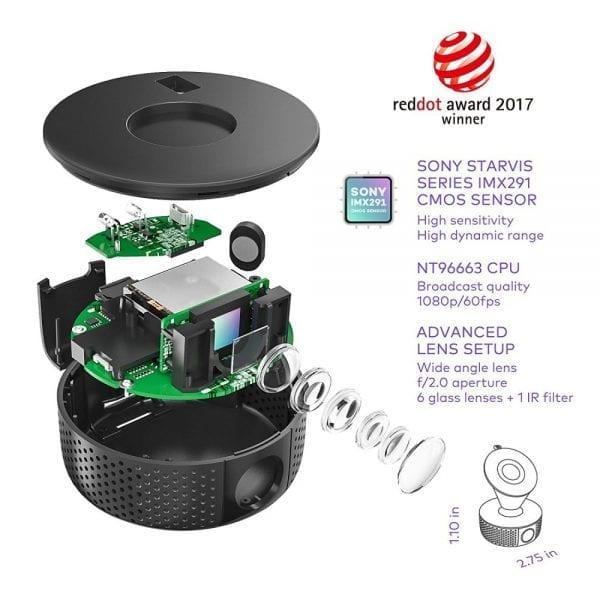 VAVA Dash Cam with SONY Image Sensor (2)