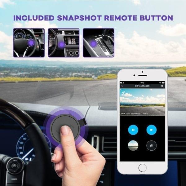 VAVA Dash Cam with SONY Image Sensor (5)