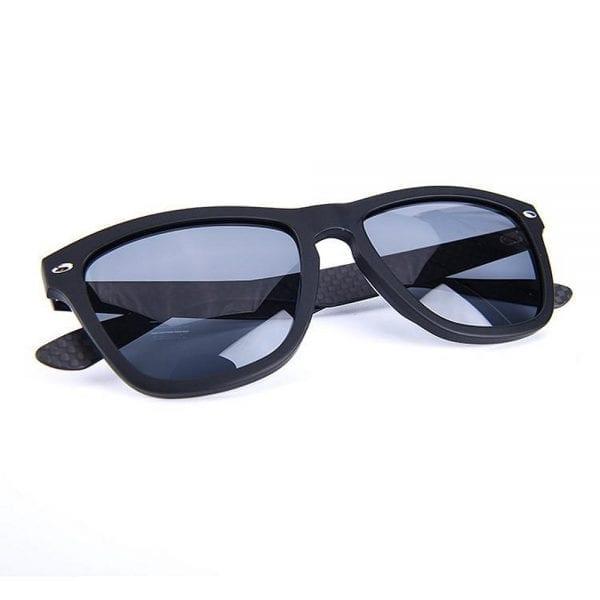 Future Wear Carbon Fibre Combination Shades Polarized - Midnight Black (5)