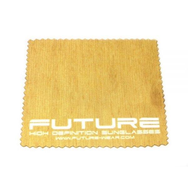 Future Wear Ebony Wood Polarized Shades - Frosted Blue (4)