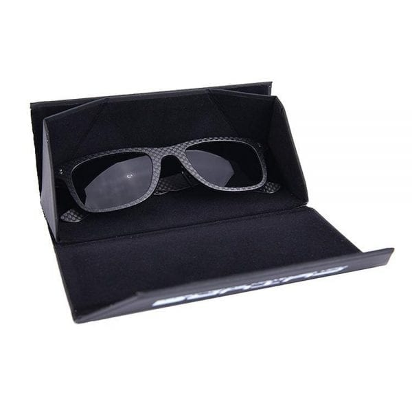 Future Wear Full Carbon Fibre Sunglasses Polarized - Midnight Black (10)