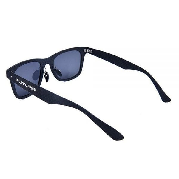 Future Wear Full Carbon Fibre Sunglasses Polarized - Midnight Black (2)
