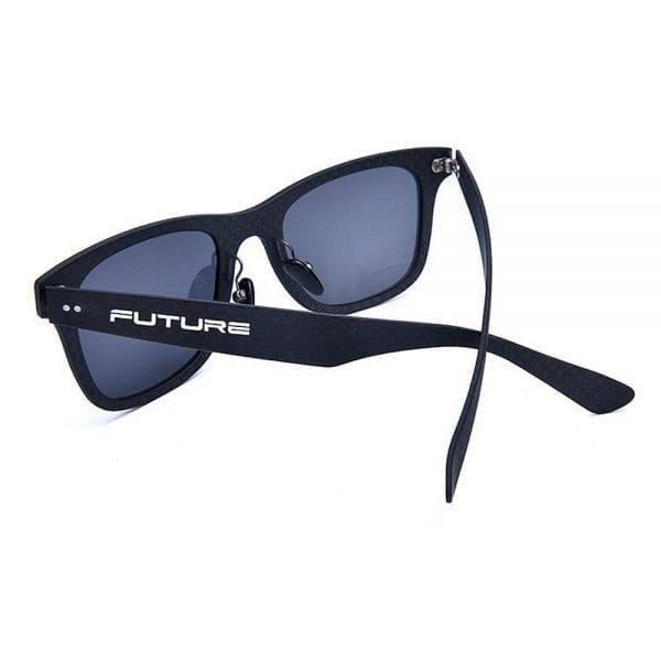 Future Wear Full Carbon Fibre Sunglasses Polarized - Midnight Black (5)