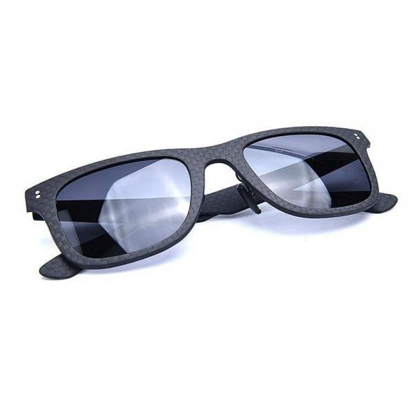 Future Wear Full Carbon Fibre Sunglasses Polarized - Midnight Black (6)
