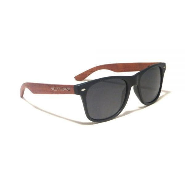 Future Wear Rosewood Polarized Shades - Black (1)