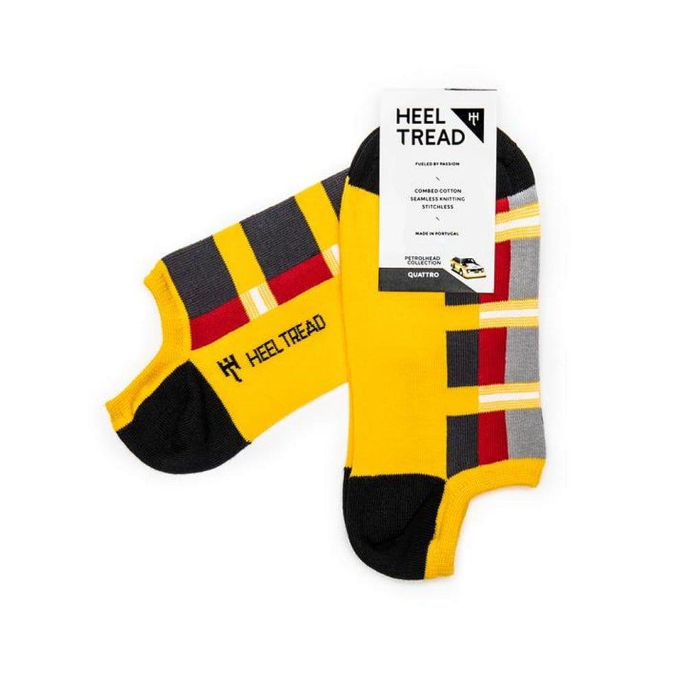 Quattro Low Sock 01