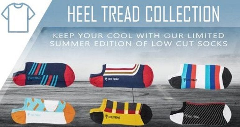 Slider Heel Tread Collection