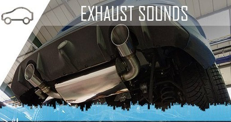 Slider Exhaust Sounds