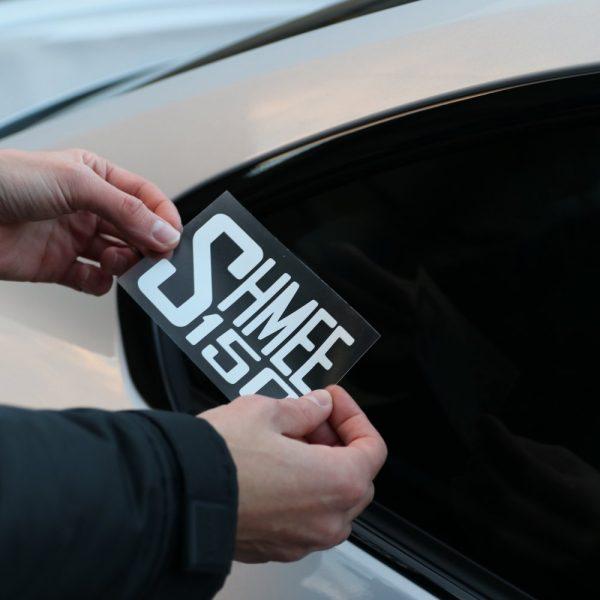 Shmee150 Logo Decal (1)