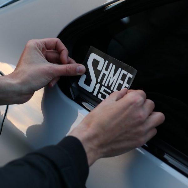 Shmee150 Logo Decal (2)