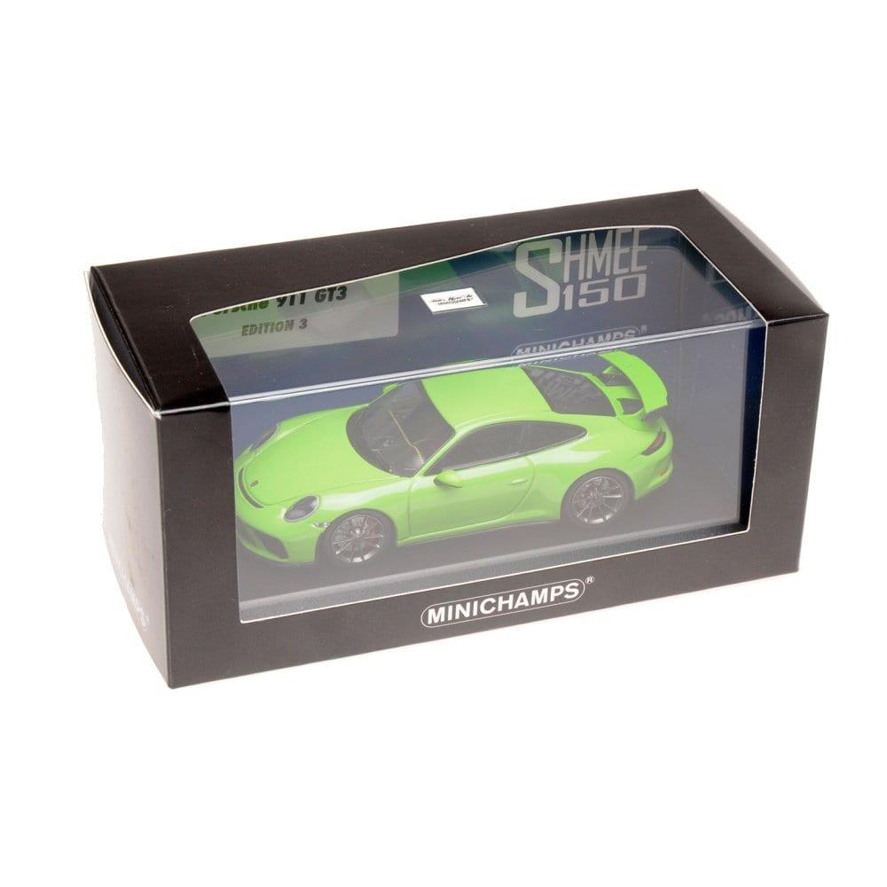 Minichamps - 143 Porsche 911 GT3 Model Car (1)