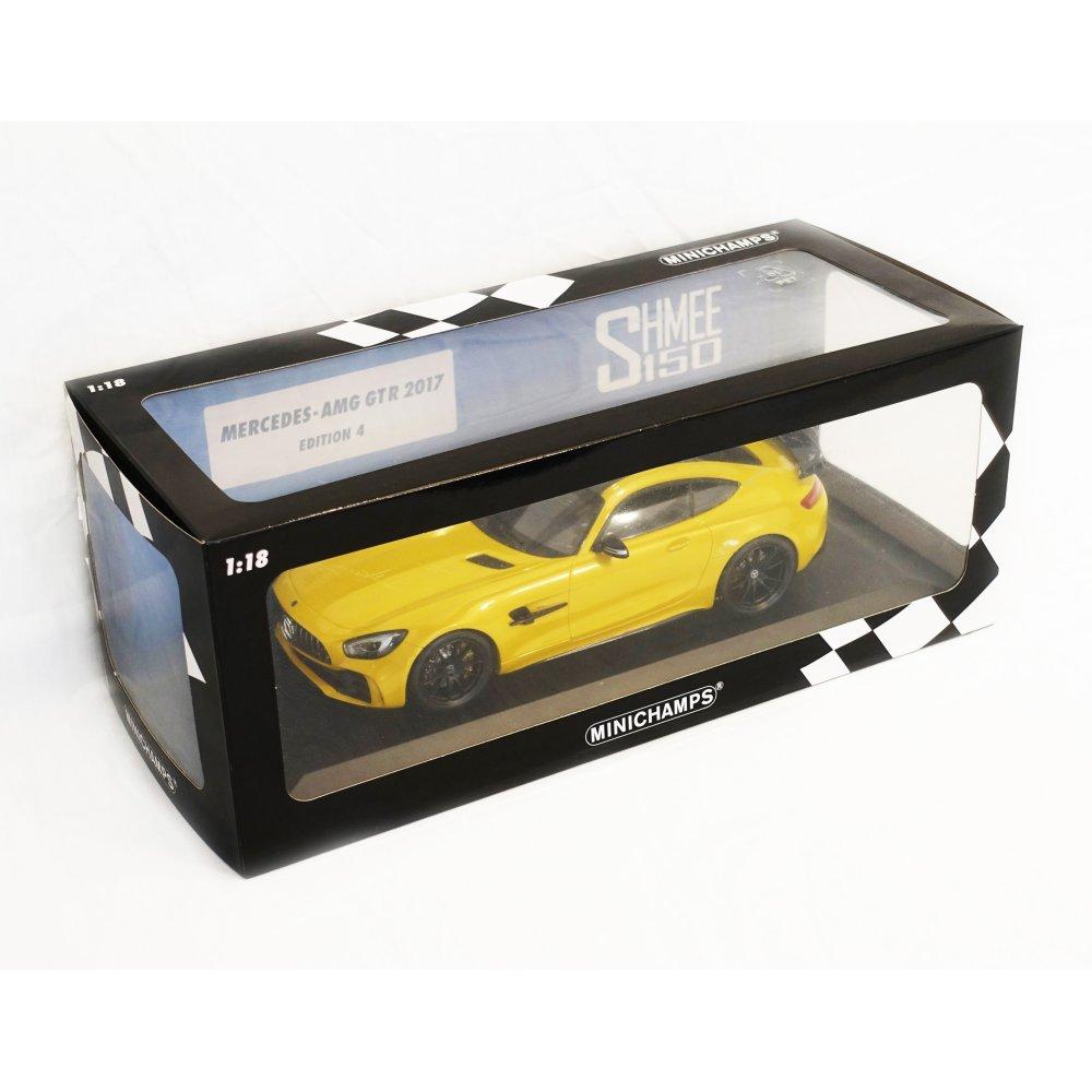 Minichamps - 118 Mercedes-AMG GT R Model Car (1)