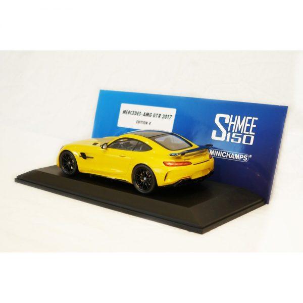Minichamps - 118 Mercedes-AMG GT R Model Car (3)