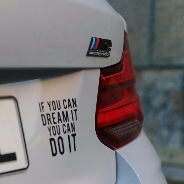 If You Can Dream It Decal (4)