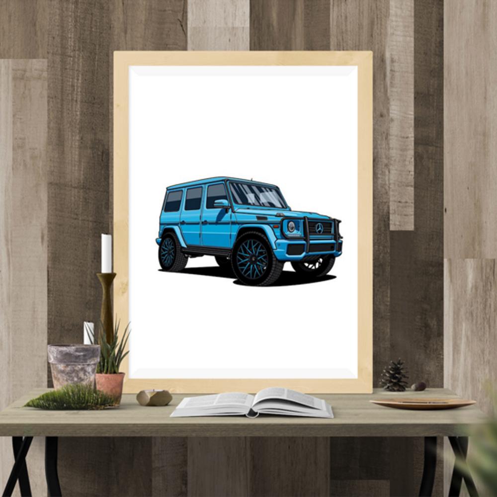 Your Custom Car Poster (1)