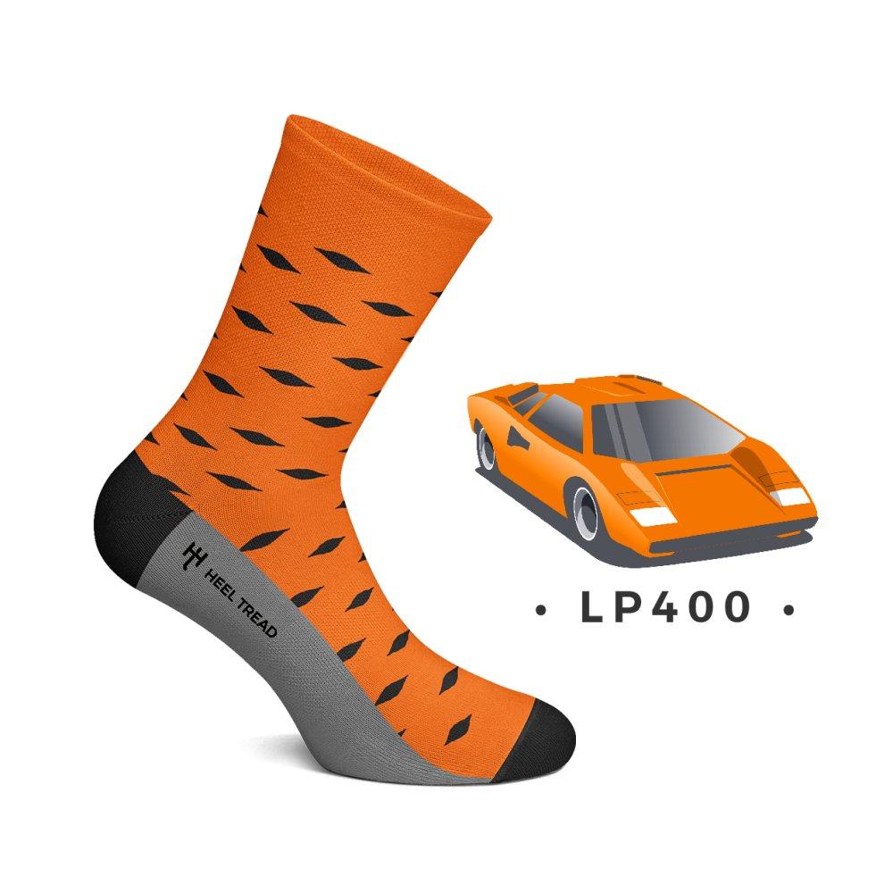 Heel Tread LP400